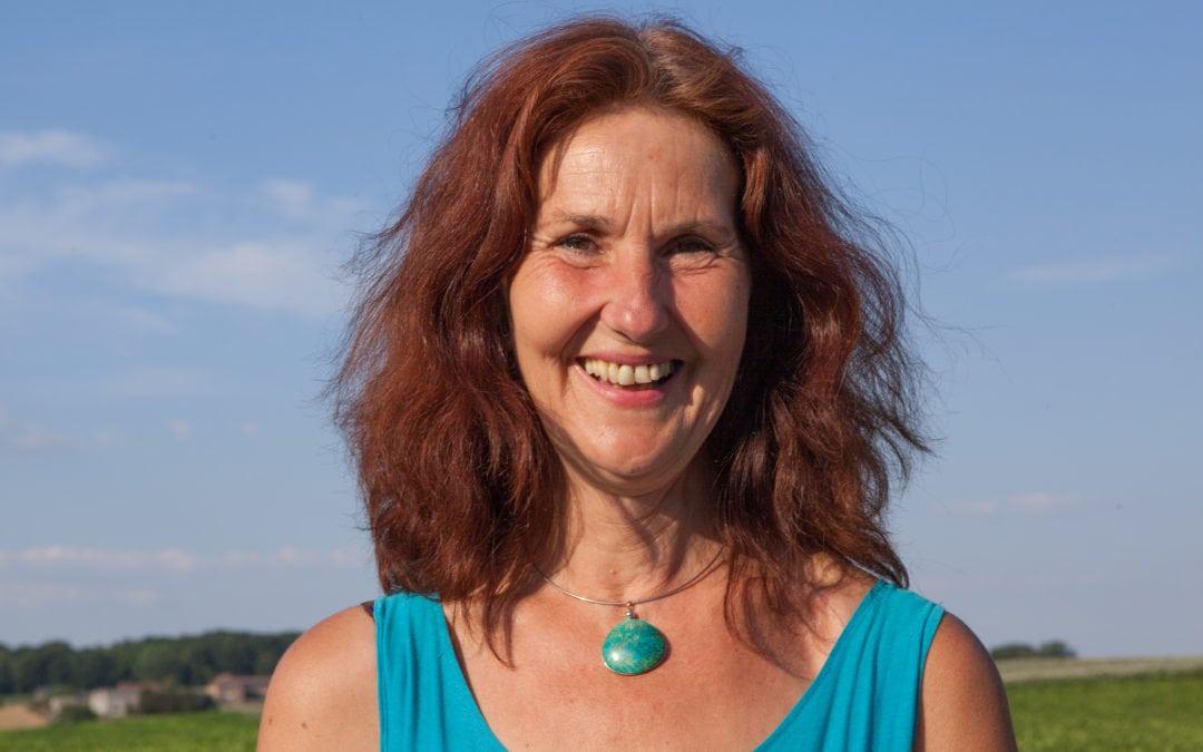Edith MARTENS N°14 sur la liste ECOLO à Beauvechain
