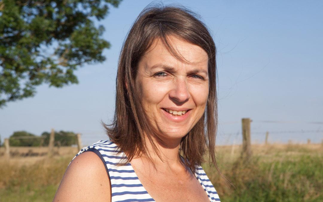 Catherine WAGNEUR N°12 sur la liste ECOLO à Beauvechain