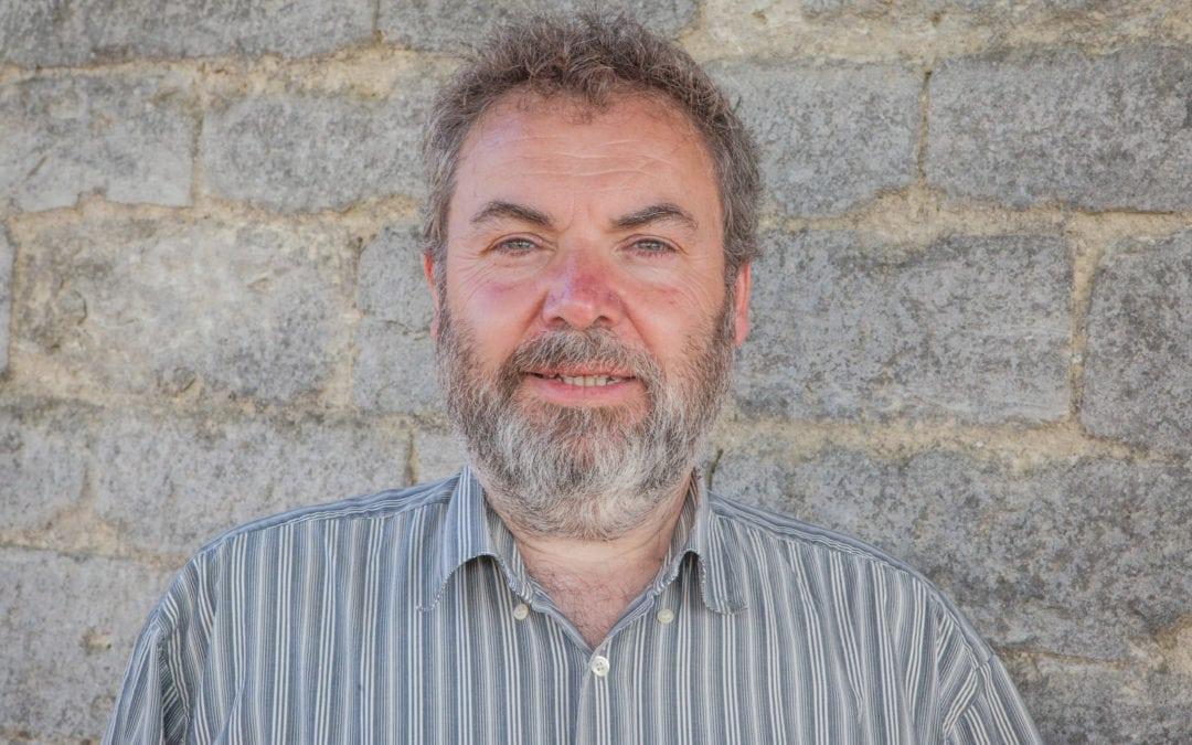 Jean-Pierre SULON N°7 sur la liste ECOLO à Beauvechain