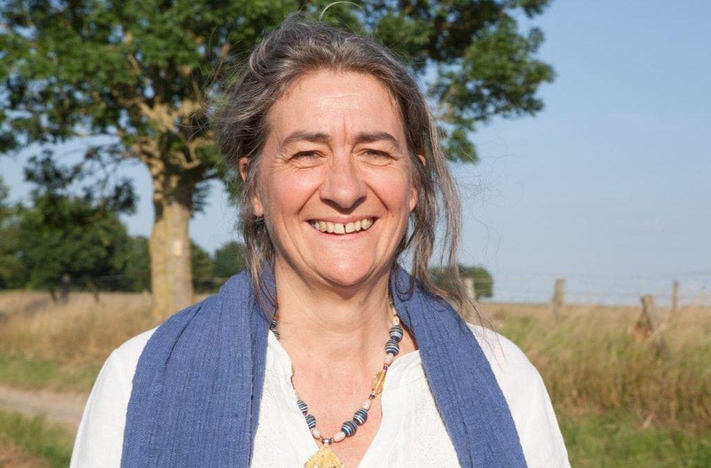 Mary VAN OVERBEKE N°8 sur la liste ECOLO à Beauvechain