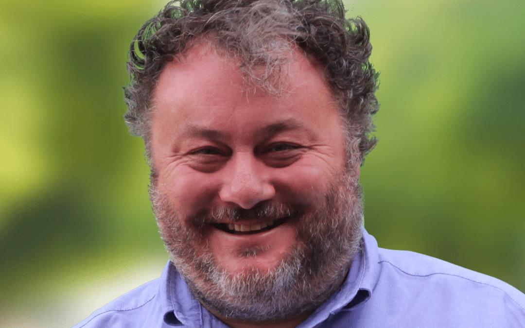 Jérôme COGELS N°1 sur la liste ECOLO à Beauvechain
