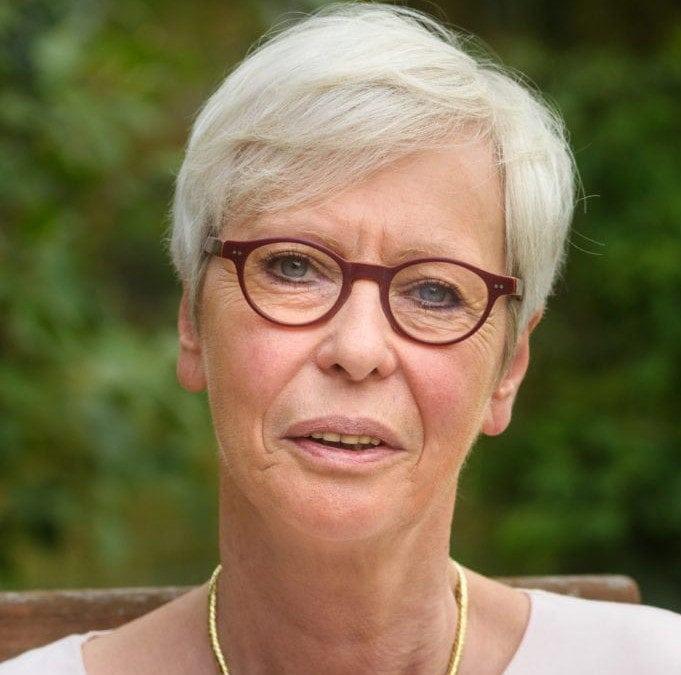 Marie-Thérèse SCHAYES N°4 sur la liste ECOLO à Beauvechain